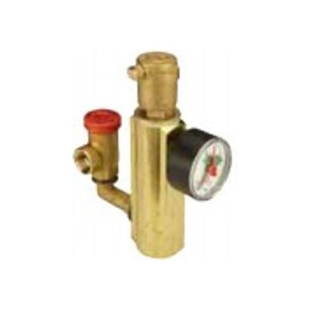Группа безопасности для закрытых систем отопления Ду25 х 3,0 бар Giacomini (Италия)