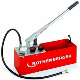 Насос для опресовки ручной RP 50 ROTHENBERGER (Германия)
