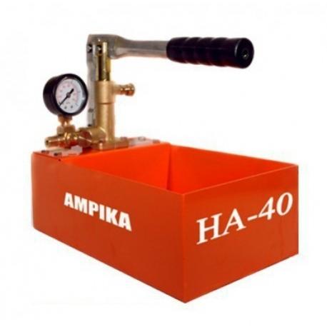 Насос для опрессовки ручной AMPIKA НА-40