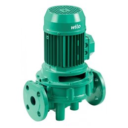 Циркуляционный насос с сухим ротором в исполнении Inline с фланцевым соединением WILO VeroLine-IPL 80/125-0,75/4