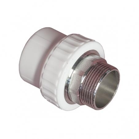 """Муфта PP-R комбинированная под ключ бел НР Дн 40х1 1/4"""" VALFEX 10135040"""