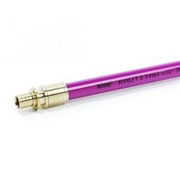 Труба Rehau Rautitan Pink 40х5,5 в штангах по 6м (арт. 11360821006)