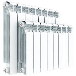 Алюминиевый радиатор Rifar Alum 500 (1 секция)
