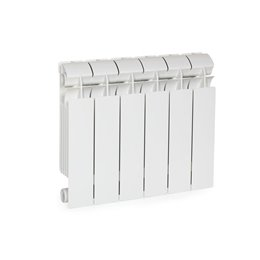 Биметаллический радиатор Rifar Base 350, 1 секция, боковое подключение