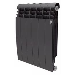 Биметаллический радиатор Royal Thermo Biliner Noir Sable 500 1 секция