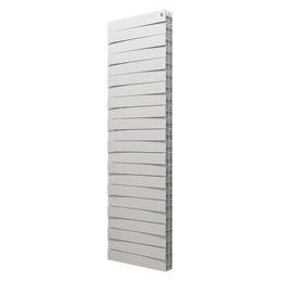 Биметаллические радиаторы Royal Thermo PianoForte Tower Bianco Traffico1 секция