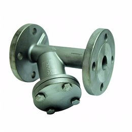 Фильтр сетчатый GENEBRE 2461 04 DN015 PN16  корпус-нерж. сталь, Tmax240°C Ф/Ф