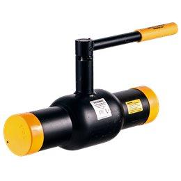 Кран шаровой стальной Ballomax КШТ 60.102 Ду 100 Ру25 под приварку BROEN КШТ 60.102.100