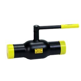 Кран шаровой стальной Ballomax КШТ 60.102 Ду 20 Ру40 под приварку BROEN КШТ 60.102.020