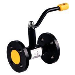 Кран шаровой стальной Ballomax КШТ 60.103 Ду 40 Ру40 фл BROEN КШТ 60.103.040