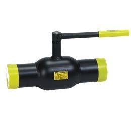 Кран шаровой стальной Ballomax КШТ 60.112 Ду 80 Ру25 под приварку полнопроходной BROEN КШТ 60.112.080