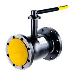 Кран шаровой стальной Ballomax КШТ 61.103 Ду 125 Ру16 фл BROEN КШТ 61.103.125