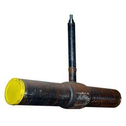 Кран шаровой для подземной установки стальной DZT Ду 200 Ру25 под приварку H850 BROEN