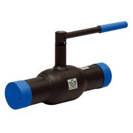 Кран шаровой стальной DZT Ду 150 Ру25 под приварку BROEN 6410225150