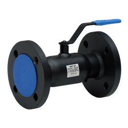 Кран шаровой стальной DZT Ду 15 Ру16 фл 150C BROEN 4110316015