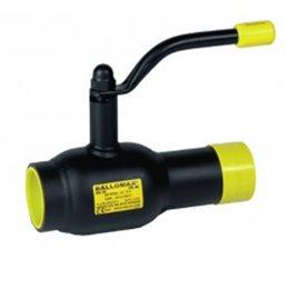 Кран шаровой стальной Ballomax КШТ 60.101 Ду 15 Ру40 ВР/под приварку BROEN КШТ 60.101.015