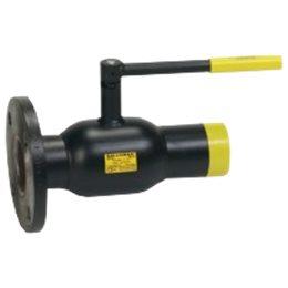 Кран шаровой стальной Ballomax КШТ 61.104 Ду 32 Ру40 фл/под приварку BROEN КШТ 60.104.032