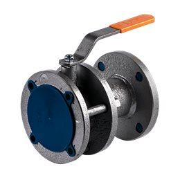 Кран шаровой стальной 11с67п Дн 150 Ру16 фл LD КШ.Р.Ф.150/125.016.Н/П.02