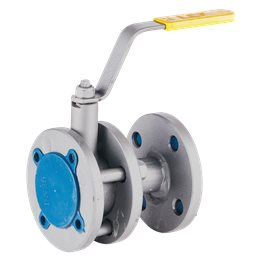 Кран шаровой стальной 11с67п Ду 150 Ру16 фл полнопроходной LD КШ.Р.Ф.150.016.П/П.02
