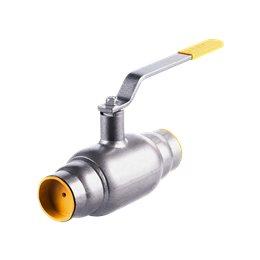 Кран шаровой стальной КШ.Ц.П Ду 125 Ру25 под приварку полнопроходной LD КШ.Ц.П.125.025.П/П.02