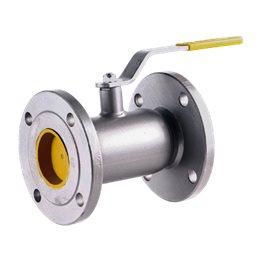 Кран шаровой стальной КШ.Ц.Ф Ду 150 Ру16 фл LD КШ.Ц.Ф.150/125.016.Н/П.02