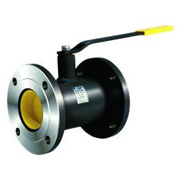 Кран шаровой стальной КШ.Ц.Ф Ду 80 Ру16 фл полнопроходной LD КШ.Ц.Ф.080.016.П/П.02