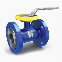 Кран шаровой стальной Energy Regula Ду 40 Ру40 фл стандартнопроходной LD КШ.Ц.Ф.EnergyRegula.040.040.Н/П.03