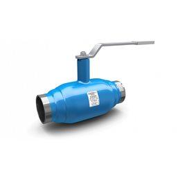 Кран шаровой стальной Energy Regula Ду 200 Ру25 под приварку с редуктором полнопроходной LD КШ.Ц.П.Р.EnergyRegula.200.025.П/П.03
