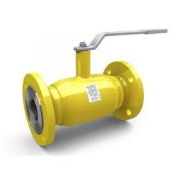 Кран шаровой стальной Energy Regula Ду 150 Ру16 фл с редуктором полнопроходной LD КШ.Ц.Ф.Р.EnergyRegula.150.016.П/П.03