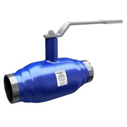 Кран шаровой стальной Energy Ду 40 Ру40 под приварку полнопроходной LD КШ.Ц.П.Energy.040.040.П/П.03