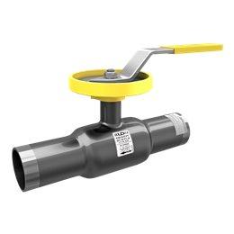 Кран шаровой стальной Regula Ду 40 Ру40 под приварку LD КШ.Ц.П.Regula 040.040.Н/П.02