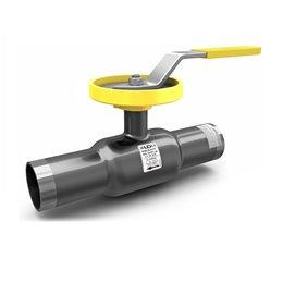 Кран шаровой стальной Regula Ду 32 Ру40 под приварку полнопроходной LD КШ.Ц.П.Regula 032.040.П/П.02