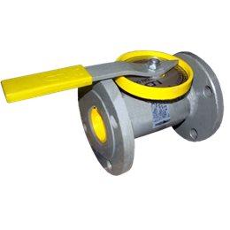Кран шаровой стальной Regula Ду 80 Ру16 фл стандартнопроходной LD КШ.Ц.Ф.Regula.080/70.016.Н/П.02
