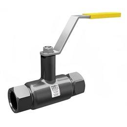 Кран шаровой стальной КШ.Ц.М Ду 65 Ру25 ВР полнопроходной LD КШ.Ц.М.065.025.П/П.02