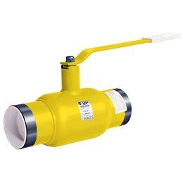 Кран шаровой стальной КШ.Ц.П Ду 80 Ру25 под приварку LD КШ.Ц.П.GAS.080/070.025.Н/П.02