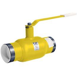 Кран шаровой стальной КШ.Ц.П Ду 20 Ру40 под приварку LD КШ.Ц.П.GAS.020.040.Н/П.02