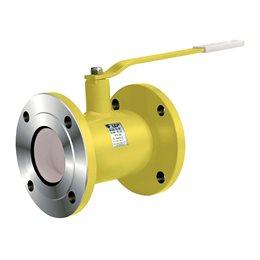 Кран шаровой стальной КШ.Ц.Ф Ду 200 Ру16 фл LD КШ.Ц.Ф.GAS.200/150.016.Н/П.02