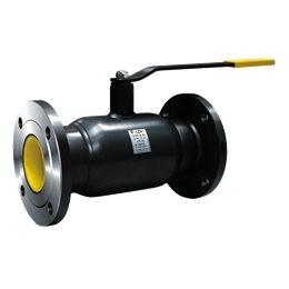 Кран шаровой стальной КШ.Ц.Ф Ду 150 Ру25 фл полнопроходной LD КШ.Ц.Ф.150.025.П/П.02