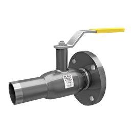 Кран шаровой стальной Ду 250 Ру16 фл/под приварку LD КШ.Ц.К.250/200.016.Н/П.02