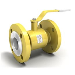 Кран шаровой стальной Ду 65 Ру16 фл полнопроходной LD КШ.Ц.Ф.GAS.065.016.П/П.02