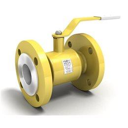 Кран шаровой стальной Ду 50 Ру40 фл полнопроходной LD КШ.Ц.Ф.GAS.050.040.П/П.02