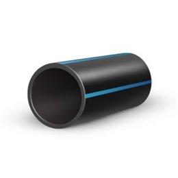 Труба ПНД для водоснабжения ПЭ-100 PN25 SDR7,4 Дн 200×27,4 ГОСТ 18599-2001