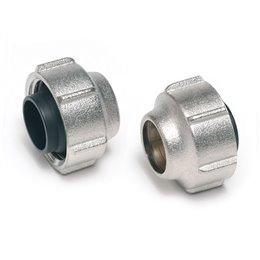 Резьбозажимное соединение Rehau G3/4-15 для стальных трубок (комплект 2 шт)