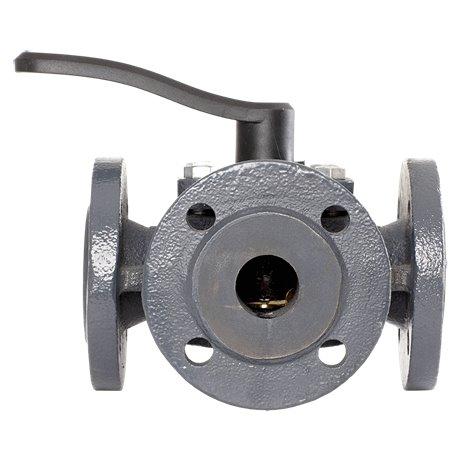 Клапан регулирующий HRB4 поворотный Ду 50 Ру10 ВР Danfoss 065Z0417