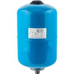 Расширительный бак, гидроаккумулятор 12 л. вертикальный (цвет синий) Stout