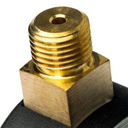 """Манометр радиальный. Корпус Dn 50 мм 1/4"""" Stout"""