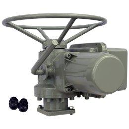 Электропривод многооборотный ГЗ-В900/36 А 380В IP65 ГЗ Электропривод