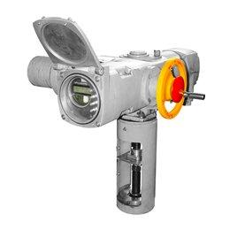 Электропривод многооборотный ВБ-06 А под кулачки 380В IP54 1ExdПВЕ4 Тулаэлектропривод Б099.099-06М