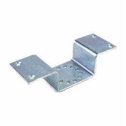 Пластина для установки двух угольников с креплением Aquasfera 9028-01