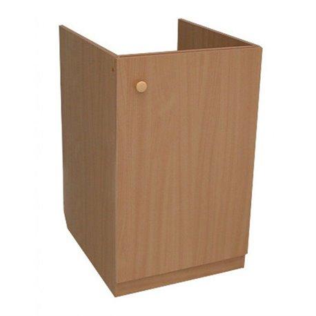 Подстолье для мойки 800х600 бук 2 двери в комплекте ЛесМаркет
